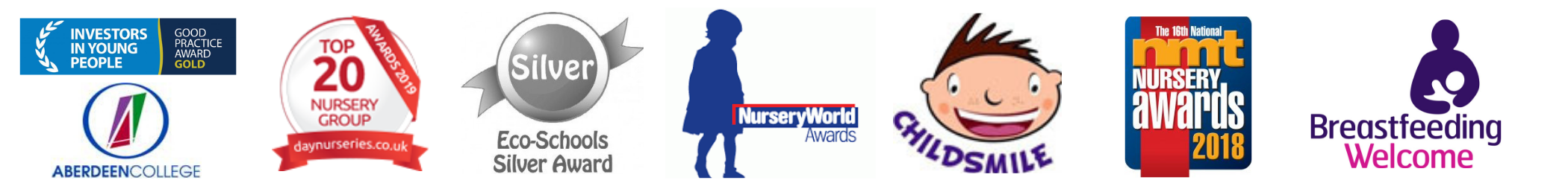 Cove Bay Nursery Awards
