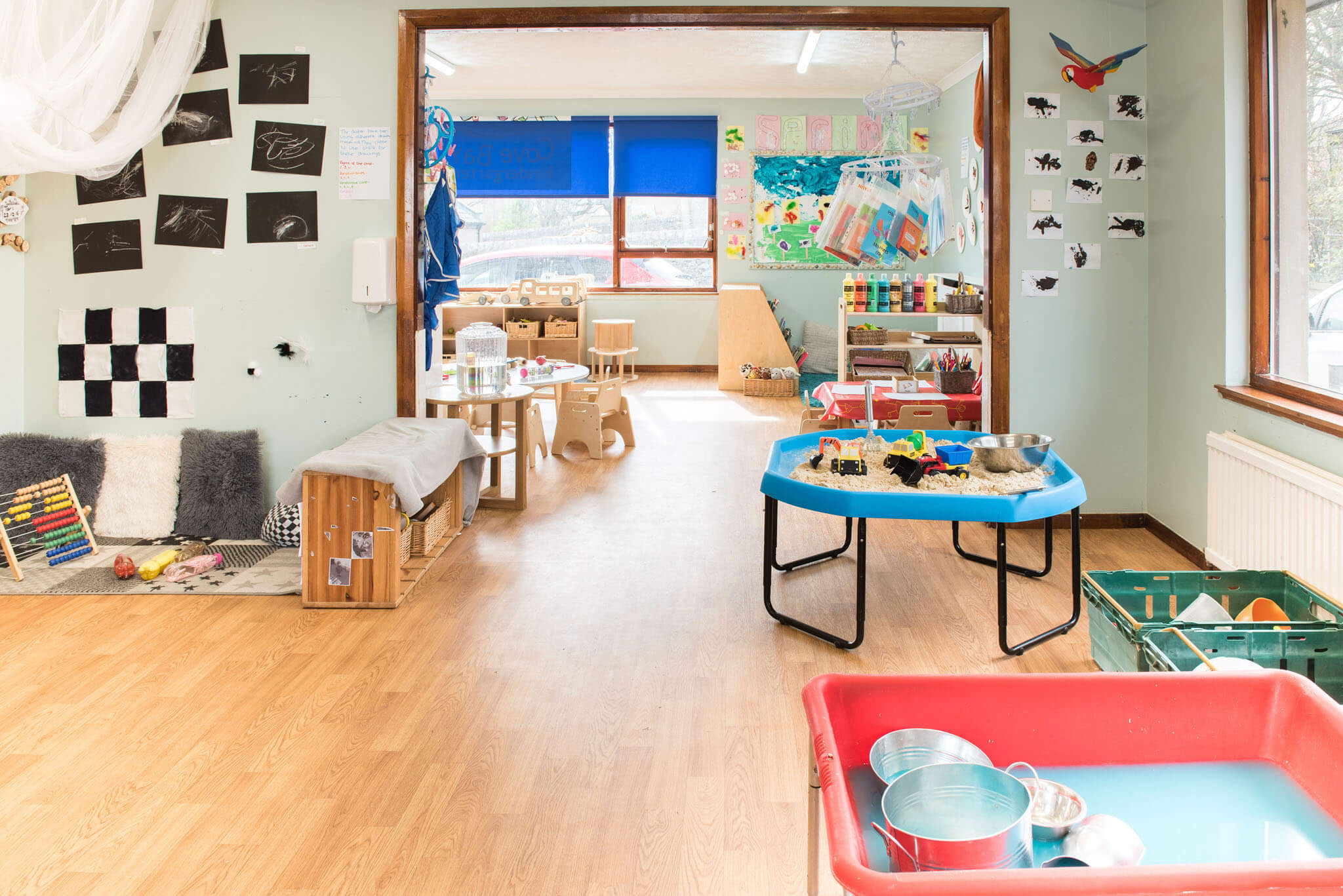 Cove Bay Nursery Playrooms